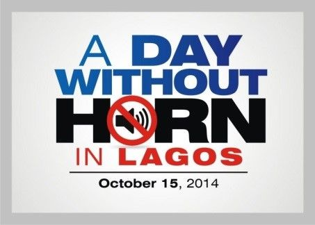 lagos horn free day